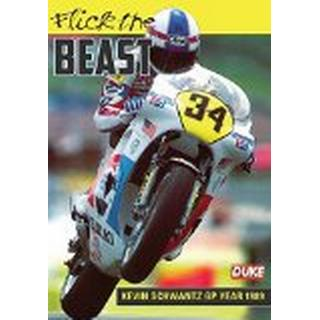 Flick the Beast : Kevin Schwantz GP Year 1989 [DVD]